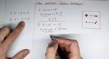 Algebra-02-Räkna-baklänges by Matematik: algebra åk 7
