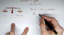 Algebra-01-Ekvationer-Likheter by Matematik: algebra åk 7
