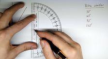 Geometri-01-Rita-vinklar by Matematik: geometri åk7