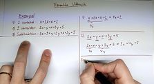 Algebra-05-Förenkla-uttryck by Matematik: algebra åk 7